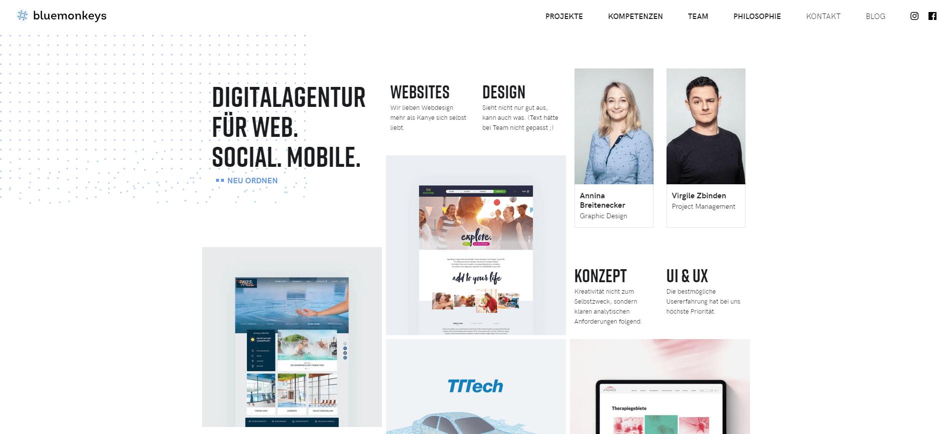 6 Anforderungen an Websites & Webdesign 2020 - Schönheit alleine reicht nicht.