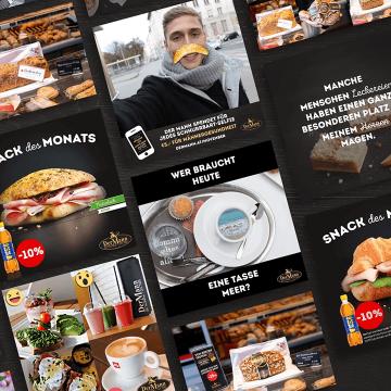 Bäckerei Der Mann Social Media, Web & Content