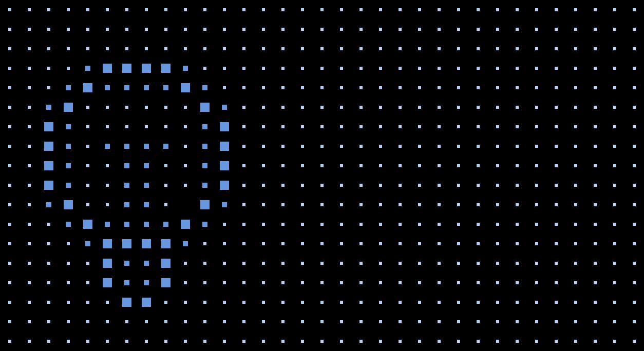 Konzept Agentur Wien Blue Monkeys Glühbirne Piktogramm