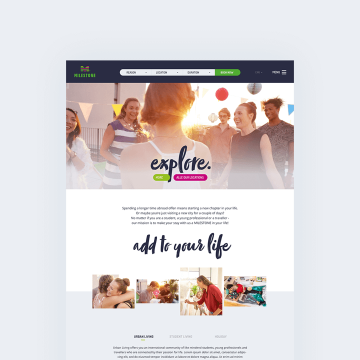 MILESTONE Web Relaunch
