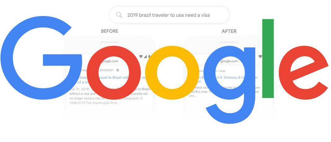 Google Update BERT – größtes Google Algorithmus Update seit Jahren