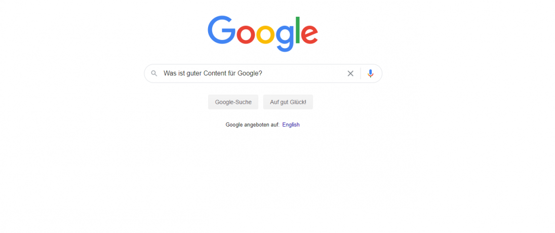 Google Search Quality Evaluator Guidelines - ein Überblick